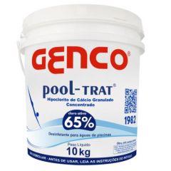 Cloro Granulado Pool-Trat Balde 10 Kg - Genco