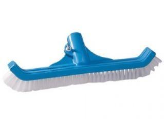 Escova Nylon Curva 44 cm Azul 44 cm - Sodramar
