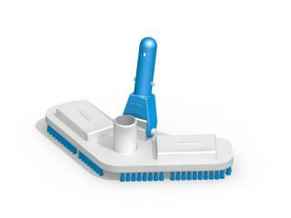 Aspirador Plástico Boomerang com Escova 1,73 Kg Branco Único - Sodramar