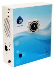 Gerador de Ozônio Com timer Home 120 Para até 120 m3 - Q1 Ambiental