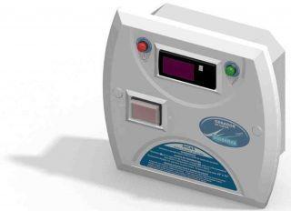 Quadro Comando com Termostato para Gerador de Vapor Compact Line Digital 06 a 27 Kw - Sodramar