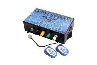 Módulo RGB (Convencional) 7,5V RGB Comum c/ Controle Refletor de 7,5 V - Mont Serrat