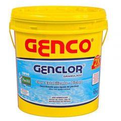 Cloro Granulado Genclor Balde 10 Kg - Genco