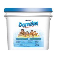 Domclor Cloro Granulado Balde 10 Kg - Domclor