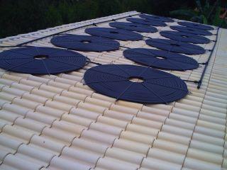 KIt Coletor Solar G-TEC  GT - 100 PE 16mm Kit 02 placas p/cx 1,40 mt  - G-Tec